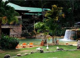 Eco-Lodge en un entorno hermoso en el parque nacional